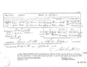 marriage-certificate-george-lydia-north