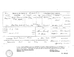 marriage-certificate-olive-frank-porter